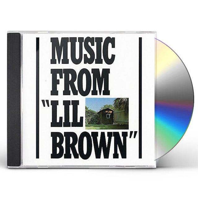 Africa MUSIC FROM LIL BROWN: LIMITED CD