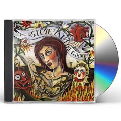 Steve Vai FIRE GARDEN CD