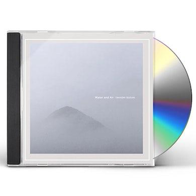 Takashi Suzuki WATER AND AIR CD