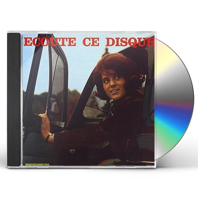 Sheila ECOUTE CE DISQUE CD