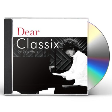 Dai Sakakibara MY FAVORITE CLASSICS CD