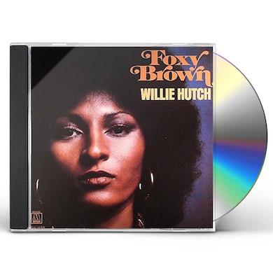 Willie Hutch FOXY BROWN CD