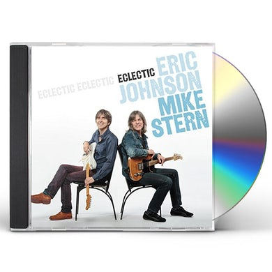 Mike Stern ECLECTIC CD