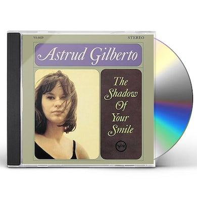 Astrud Gilberto SHADOW OF YOUR SMILE CD