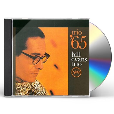 Bill Evans TRIO 65 CD