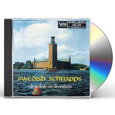 Charlie Parker SWEDISH SCHNAPPS CD