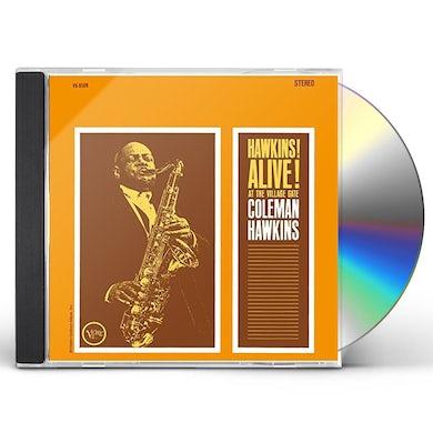 Coleman Hawkins HAWKINS! ALIVE! CD
