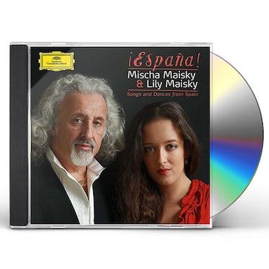 Mischa Maisky ESPANA CD