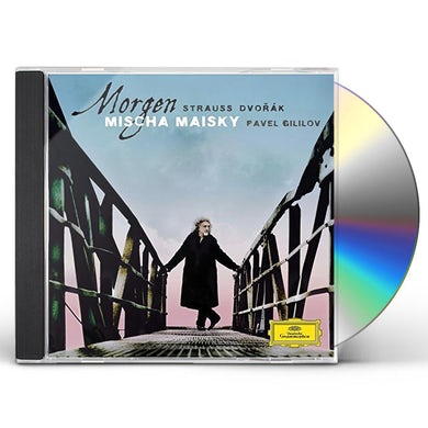 Mischa Maisky MORGEN STRAUSS DVORAK CD