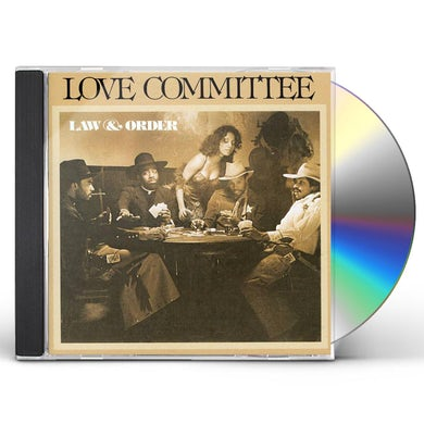 Love Committee LAW & ORDER CD