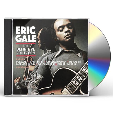 Eric Gale DEFINITIVE COLLECTION CD