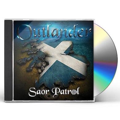 SAOR PATROL OUTLANDER CD