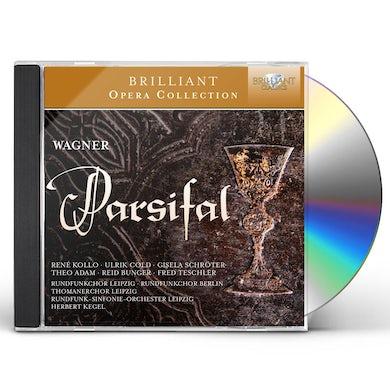 Richard Wagner PARSIFAL CD