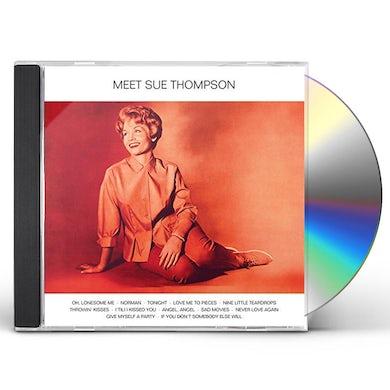 MEET SUE THOMPSON CD