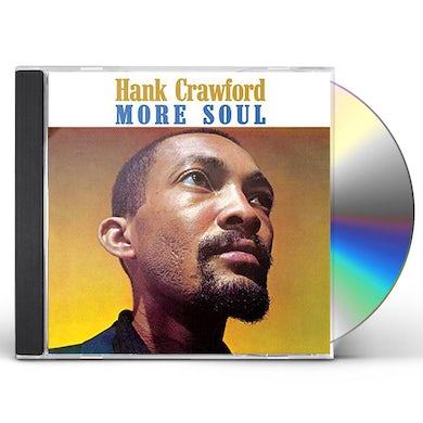 Hank Crawford MORE SOUL CD