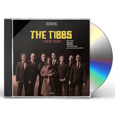 TIBBS TAKIN' OVER CD