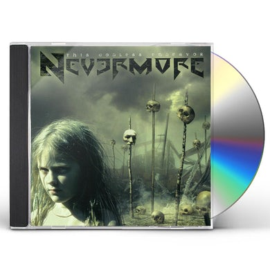 Nevermore THIS GODLESS ENDEAVOUR (AUST VERSION) CD
