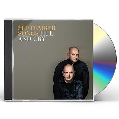Hue & Cry SEPTEMBER SONGS CD
