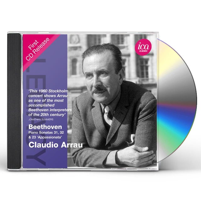 Ludwig Van Beethoven PIANO MUSIC CD