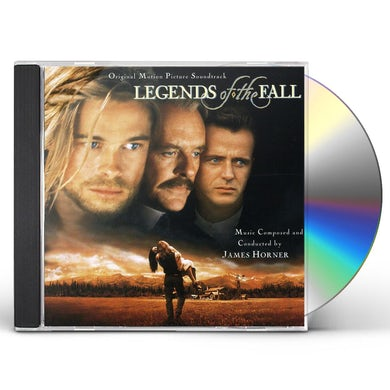 James Horner LEGEND OF THE FALL (LEGENDES D AUTO CD