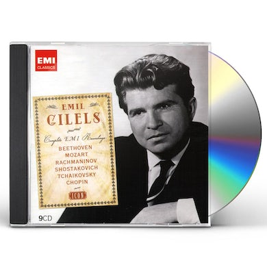 Emil Gilels ICON CD