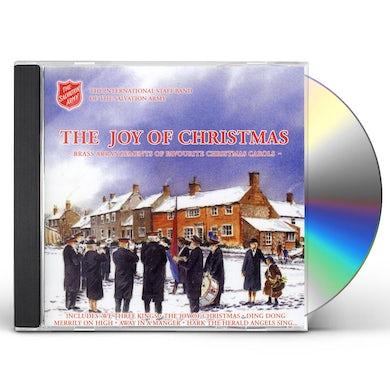 Salvation Army JOY OF CHRISTMAS CD