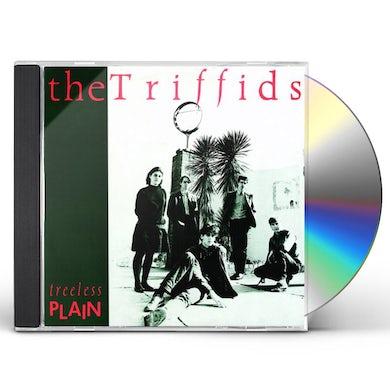 Triffids TREELESS PLAIN CD