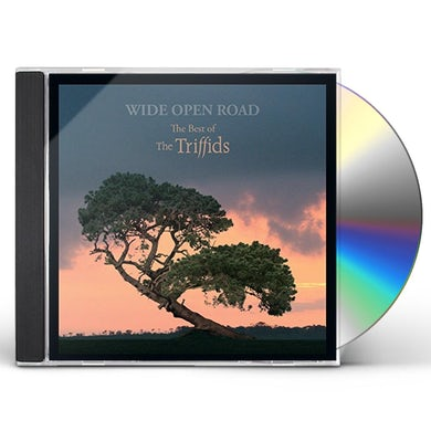 WIDE OPEN ROAD: BEST OF THE TRIFFIDS CD
