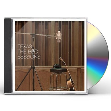 Texas COMPLETE BBC SESSIONS CD