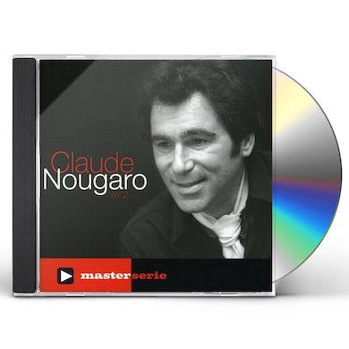 Claude Nougaro MASTER SERIE 2 CD