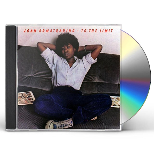 Joan Armatrading TO THE LIMIT CD