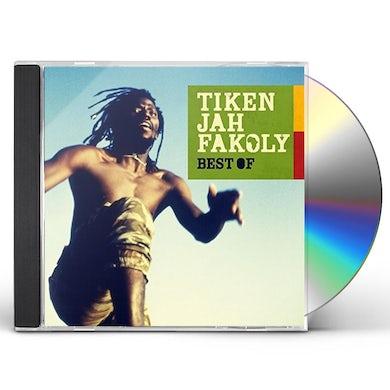 Tiken Jah Fakoly BEST OF CD