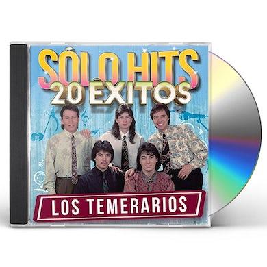 temerarios SOLO HITS 20 EXITOS CD