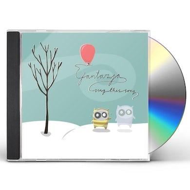 Fantazja SING THIS SONG CD