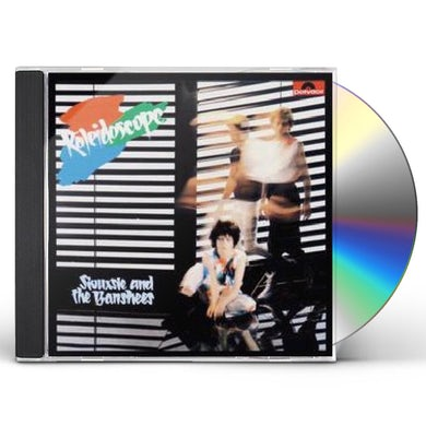 Siouxsie And The Banshees KALEIDOSCOPE CD