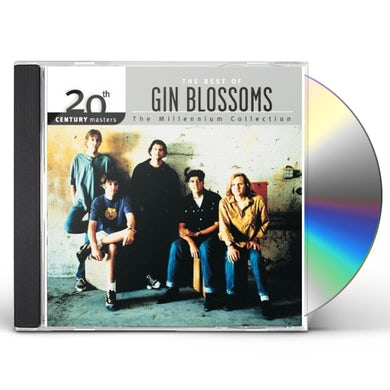 Gin Blossoms 20TH CENTURY MASTERS: MILLENNIUM COLLECTION CD