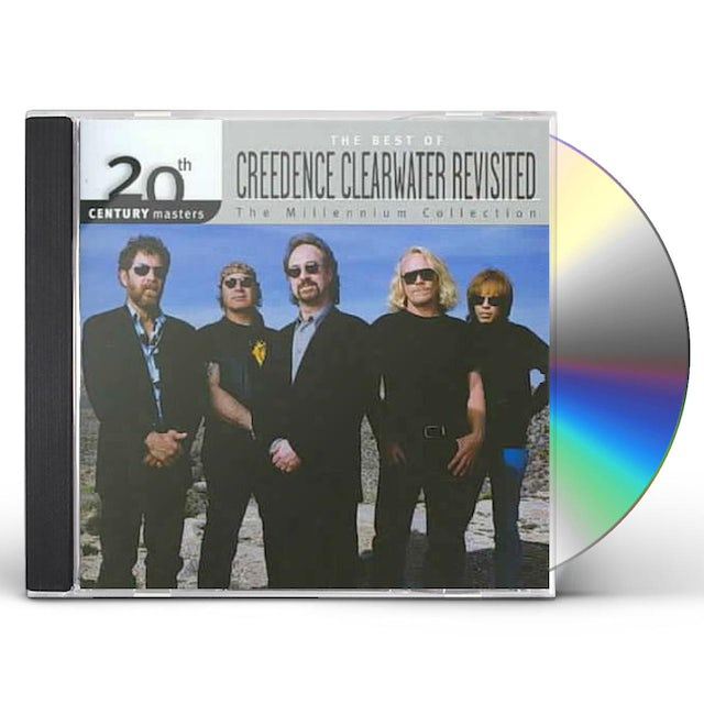 Creedence Clearwater Revival 20TH CENTURY MASTERS: MILLENNIUM COLLECTION CD