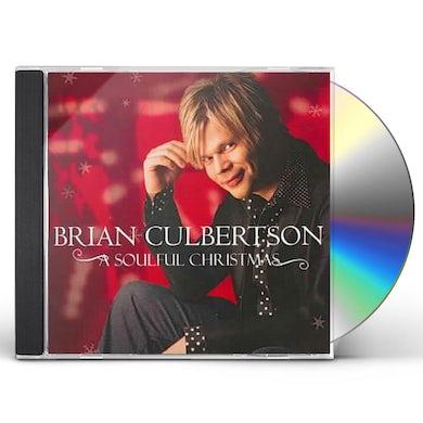 Brian Culbertson SOULFUL CHRISTMAS CD