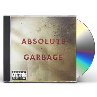 ABSOLUTE GARBAGE CD