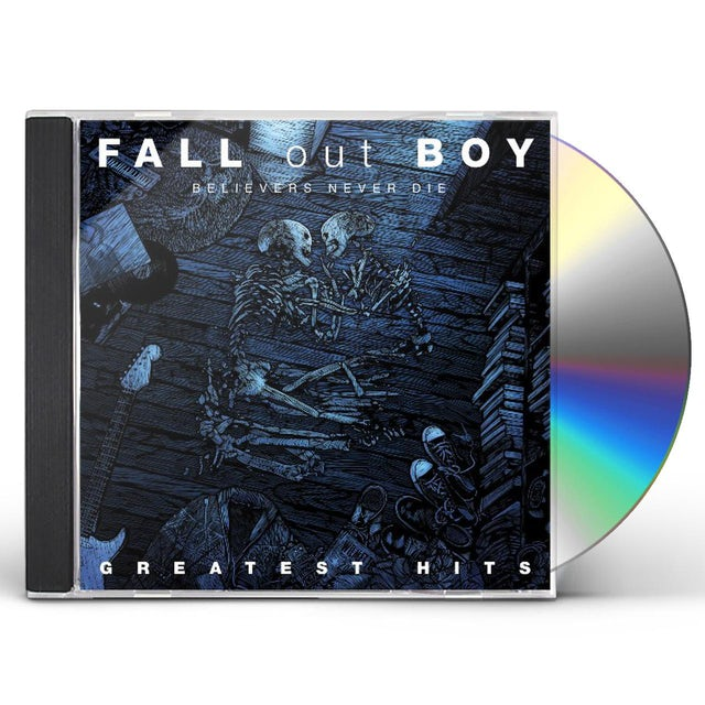 Fall Out Boy BELIEVERS NEVER DIE-THE GREATEST HITS CD