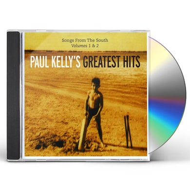 Paul Kelly SONGS FROM THE SOUTH 1 & 2: GREATEST HITS CD