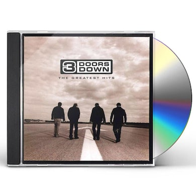 3 Doors Down ICON: THE GREATEST HITS CD