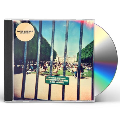 Tame Impala Lonerism CD