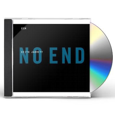 Keith Jarrett NO END CD