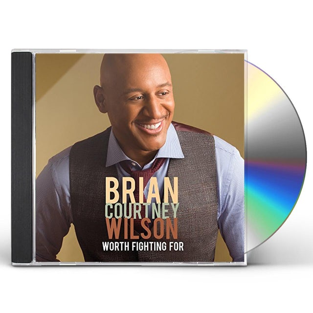 Brian Courtney Wilson WORTH FIGHTING FOR (LIVE IN HOUSTON TX/2014) CD