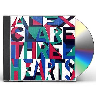 Alex Clare THREE HEARTS CD