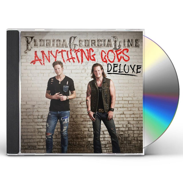 Florida Georgia Line ANYTHING GOES: DELUXE CD
