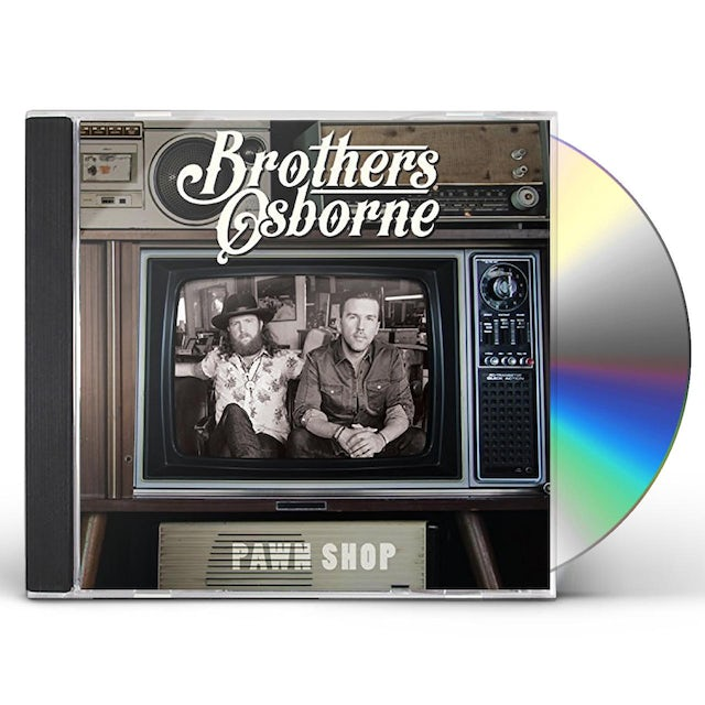 Brothers Osborne PAWN SHOP: DELUXE CD