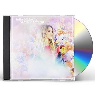 Julia Michaels NERVOUS SYSTEM CD