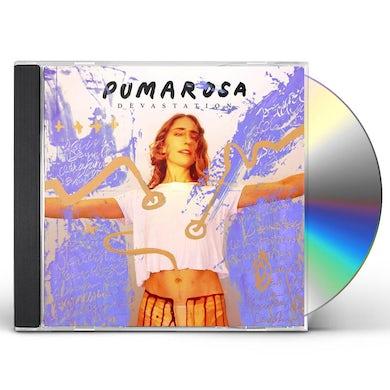 PUMAROSA DEVASTATION CD